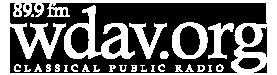 89.9 WDAV Classical Public Radio
