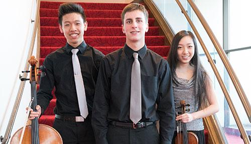 The Orion Trio