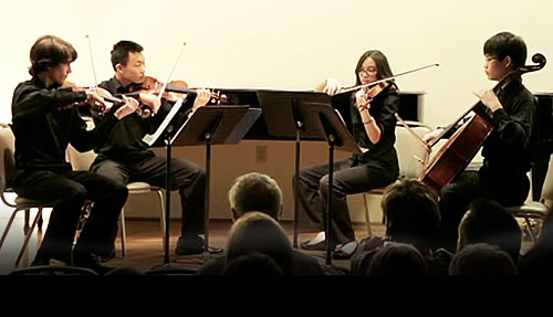 The Philharmonic Association Quartet