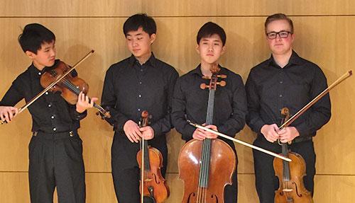 Noctis Quartet