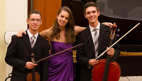 Chante Piano Trio