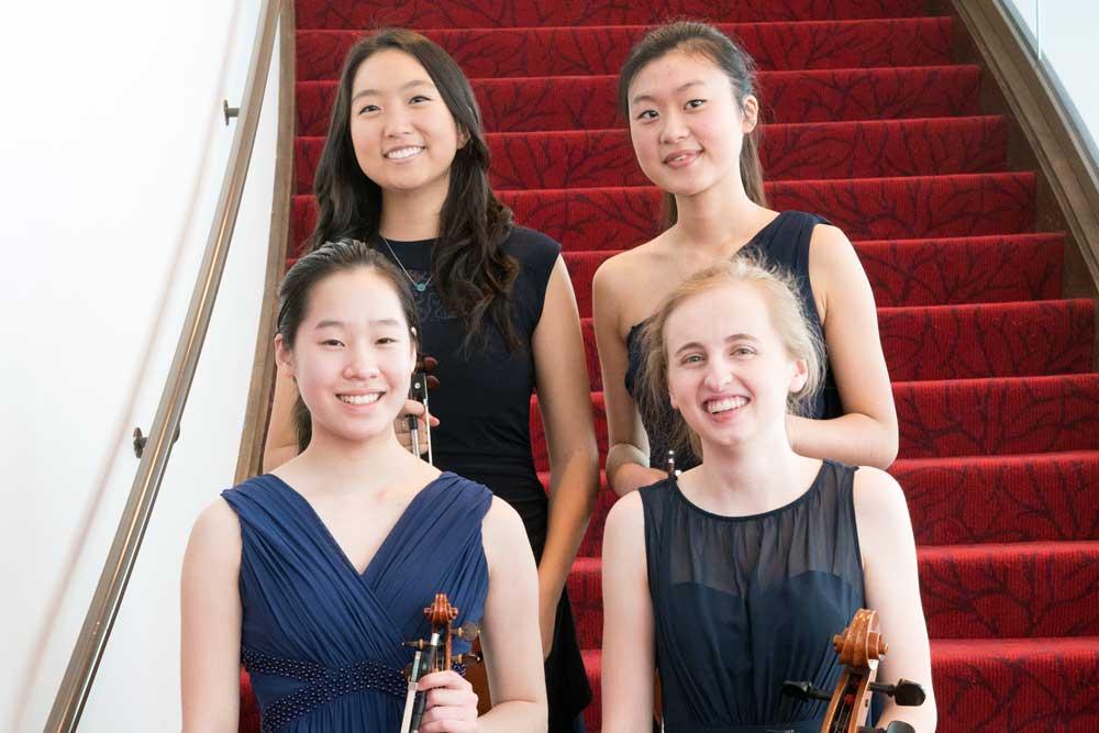 Quartet Callisto